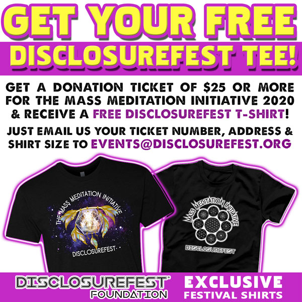 Free T-Shirt with DF Ticket